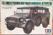 TAMIYA MM152 Einheits personen kraftwagen HORCH 4x4 Type 1A scala 1/35