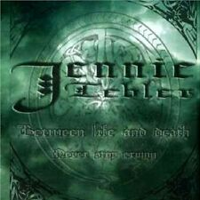 JENNIE TEBLER - Between Life And Death - Never Stop Crying CDS