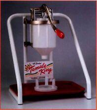 Tamale King Machine Maker Roller Press Made USA TK156 Tortilla Burrito Enchilada