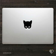 Batman inspired Catwoman Macbook Decal / Macbook Sticker