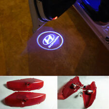 2x LED Door Step Welcome Projector Laser Shadow Lights For HYUNDAI SONATA 2015+