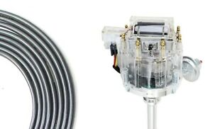 HEI Distributor Coil 8.5mm Ceramic Spark Plug Wires 77-91 AMC Jeep 304 5.9L 360