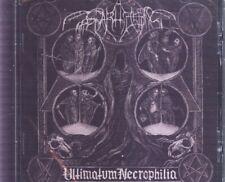 Svarttjern- Ultimatum Necrophilia CD