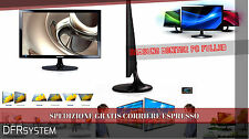 "MONITOR FULL HD PC SAMSUNG S22D300HY FULLHD hdmi LED BLACK 22 POLLICI 21,5"" NERO"