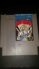 Robo Warrior NES Nintendo Game