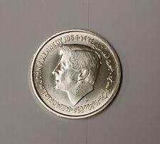 Sharjah Silver 5 Rupees 1964 Kennedy KM1, CH BU- C5848