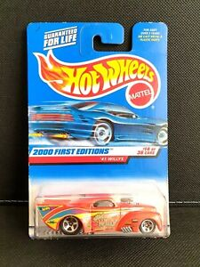 Hot Wheels '41 Willys 2000 First Editions