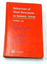Behaviour of Steel Structures in Seismic Areas  - F. Mazzolani, V. Gioncu