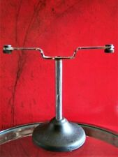 Vintage 1960's Atlas twin mount microphone adapter holder stand Shure # 1