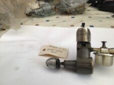 Mills 1cc Diesel Aeroplane Engine Runs Well