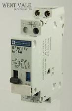 Telemecanique GF1611F7 - 16ax Two Pole Impulse Relay - 110vac (F7) Coil Un-used