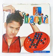 Brainvita marble strategy board game the fun IQ game