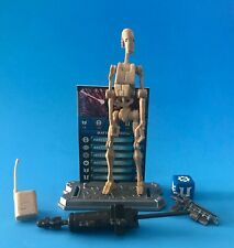 STAR WARS CLONE WARS BATTLE DROID CW19 LOOSE COMPLETE