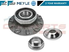 FOR BMW 3 SERIES E46 SALOON TOURING COUPE FRONT WHEEL BEARING HUB KIT MEYLE
