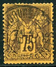 STAMP / TIMBRE DE FRANCE TYPE SAGE N° 99 / COTE 45 €