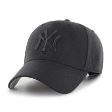 47 York Yankees MVP Hat Cap MLB Blackblack