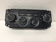 06 07 chrysler 300 & dodge magnum heater ac auto climate control P5511030AG oem