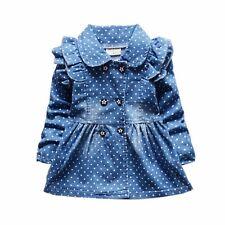 Kinder Mädchen Jacke Mantel Coat Gr. 92/98