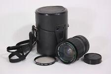 Canon Hanimex 28-85 mm Macro Zoom Camera Lens For Canon