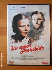 DVD UN AMOR PROHIBIDO (THE FOUNTAIN) - JOHN CROMWELL - COMO NUEVA (O5)