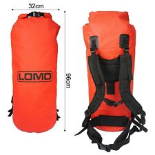 Lomo 60L Dry Bag Rucksack - Red