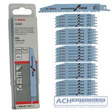 Bosch 2608657937 Lame de scie sabre S 123 XF Progressor