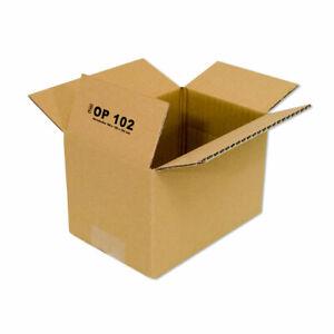 300x Faltkarton 180 x 120 x120 mm OP 102 Karton Verpackung Versand Paket Sendung