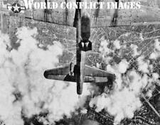 USAAF WW2 B-17 Bomber Miss Donna Mae #1 8x10 Photo 94th BG Accidental Bombing