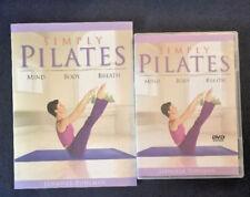 Simply Pilates Dvd & 64 Page WorkOut Book by Jennifer Pohlman