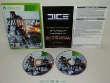 Battlefield 4 for Xbox 360 - Very Nice & Complete CIB NTSC