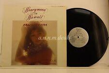 "Honeymoon In Hawaii - Rare Japonese Translation Folk LP 12"" (VG)"
