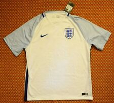 2016 - 2017 England, Home Football Shirt by Nike, Mens XL, NWOT, SALE !