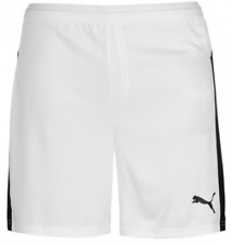 PUMA Mens White Training Shorts UK Size XL