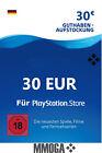 30€ PSN DE Playstation Network Code Card - 30 Euro PS4, PS3, PS Vita Guthaben