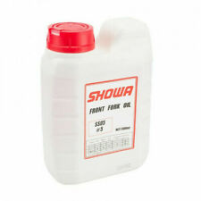 olio forcella Showa Racing gradazione 5w moto cross enduro made in Giappone