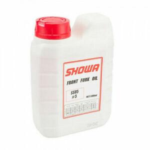 olio forcella Showa Racing gradazione 5w moto cross enduro made in Giappone