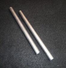 EIGHT INCH LONG HEXOLOY SILICON CARBIDE CERAMIC TUBE HEATER  No.: 65