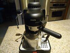 Krups Espresso Mini Machine Model 963/A Black Coffeemaker Cappuccino Maker