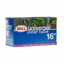 Bell 16-Inch Universal Inner Tube, Width Fit 1.75-Inch to 2.125-Inch - Black