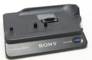 Sony Dock Docking Station for HDR-SR5 HDR-SR7 HDR-SR8 - VGC (DCRA-C181)