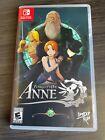 LRG-062: Forgotten Anne (Switch) - Limited Run Games