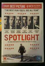 Spotlight DVD 2016 - Mark Ruffalo - New and Sealed