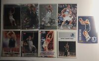 DIRK NOWITZKI 9 Card Lot 2007-2010 Topps Fleer Dallas Mavericks