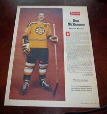 Don McKenney Vol 12 No.7 1961 Weekend  Magazine / Star Weekly weekend #4