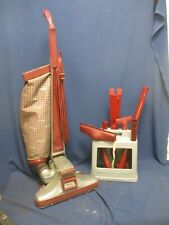 Kirby Legend Heritage II Model 2HD Upright Vacuum Cleaner Red W/ Accessories
