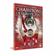 Liverpool - Champions Of Europe 2005 - Istanbul - a previous season we won it!!