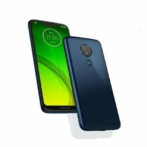 Motorola Moto XT1955-5 G7 Power - 32GB - Marine Blue (Verizon Only)
