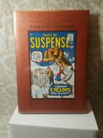 Marvel Masterworks Atlas Era Tales of Suspense vol 1  HC sealed new