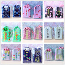 Japanese Omamori Amulet Good Luck Pendants Traffic Safety Success  Random Colour