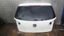 2007 VW GOLF MK5 TAILGATE IN WHITE